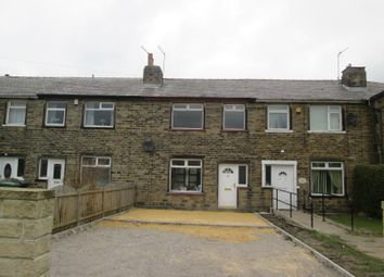 Thumbnail 3 bed terraced house to rent in Tyersal Terrace, Tyersal
