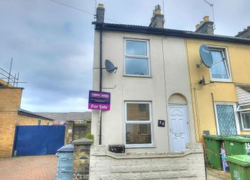 Thumbnail 2 bed terraced house for sale in Trafalgar Road West, Great Yarmouth
