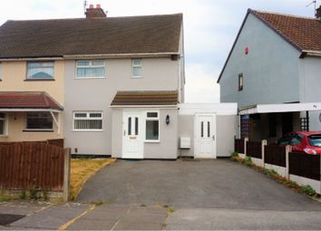 Thumbnail 2 bed semi-detached house for sale in Lister Road, Walsall