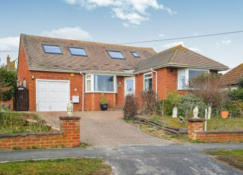 Thumbnail 4 bed bungalow for sale in Wicklands Avenue, Saltdean, Brighton
