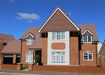 Thumbnail 5 bed detached house for sale in Elizabeth Ii Avenue, Berkhamsted