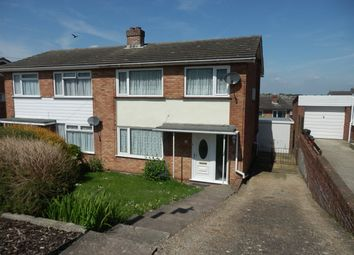Thumbnail 3 bed semi-detached house for sale in Dockfield Avenue, Harwich