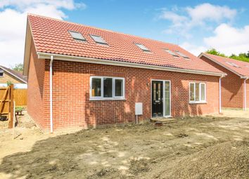 Thumbnail 3 bed bungalow for sale in Long Street, Great Ellingham, Attleborough