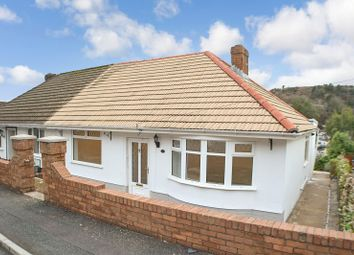 Thumbnail 2 bed bungalow for sale in Manor Way, Neath, Neath Port Talbot.
