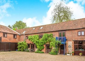 Thumbnail 3 bedroom barn conversion for sale in East Rudham, King's Lynn, Norfolk