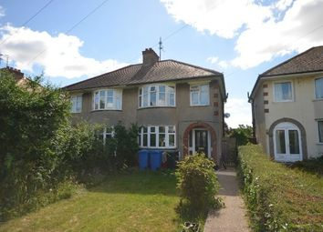 Thumbnail 3 bed semi-detached house for sale in Northampton Road, Broughton, Kettering