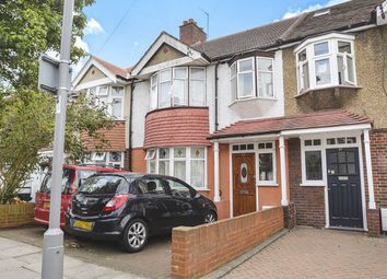 Thumbnail 3 bed terraced house for sale in College Gardens, New Malden
