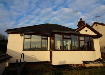 Thumbnail 3 bed detached bungalow for sale in Pit Lane, Talke Pits, Stoke-On-Trent