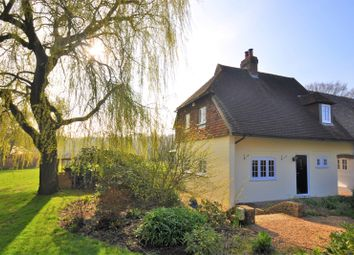 Thumbnail 2 bed cottage to rent in Finchwood Grange, Cherry Orchard Lane, Bonnington, Ashford, Kent