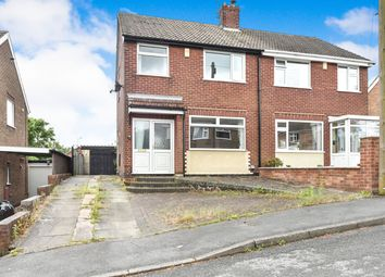 Thumbnail 3 bed semi-detached house for sale in New Road, Codnor Park, Nottingham