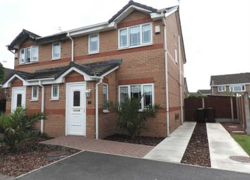 Thumbnail 3 bed semi-detached house for sale in Douglas Way, Simonswood, Liverpool