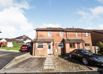 Thumbnail 2 bed end terrace house for sale in Almond Close, Llantwit Fardre, Pontypridd