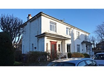 Thumbnail 3 bed semi-detached house for sale in Kelburne Drive, Paisley