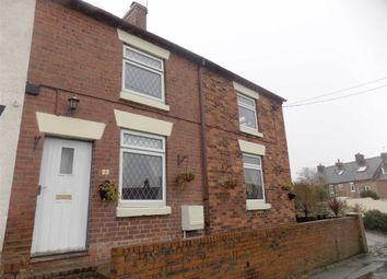 Thumbnail 3 bed semi-detached house for sale in Cross Street, Kingsley, Staffordshire