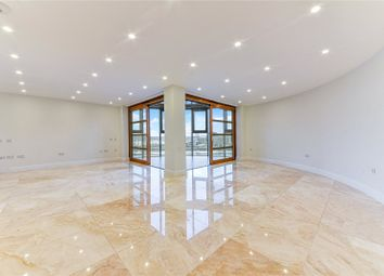 Thumbnail 3 bed flat to rent in Falcon Wharf, 34 Lombard Road, London