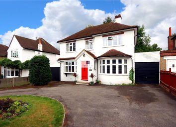 Thumbnail 3 bed detached house to rent in Ridge Lane, Watford