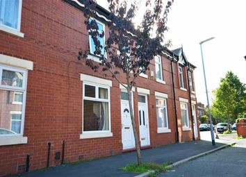 Thumbnail 2 bed terraced house for sale in Middleham St, Rusholme, Manchester