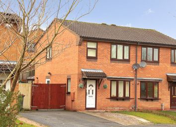 Thumbnail 3 bedroom semi-detached house to rent in Robins Drive, Madeley, Telford