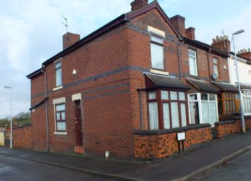 Thumbnail 2 bed end terrace house for sale in Lorne Street, Burslem, Stoke-On-Trent