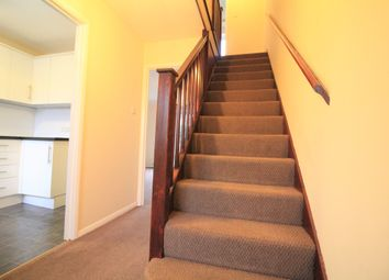 Thumbnail 2 bedroom terraced house to rent in Ellison Close, Attleborough, Norwich
