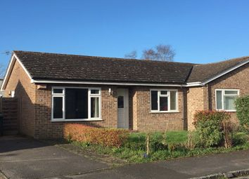 Thumbnail 2 bed bungalow to rent in Blenheim Drive, Launton, Bicester
