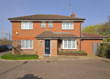 Thumbnail 4 bedroom detached house for sale in Beechfield Close, Borehamwood
