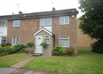 Thumbnail 2 bed end terrace house for sale in Cressells, Basildon, Essex
