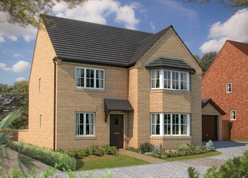 "Thumbnail 5 bed detached house for sale in ""The Oxford"" at Irthlingborough Road, Wellingborough"