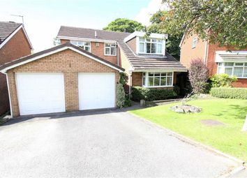 Thumbnail 4 bed detached house for sale in Hillmeads Drive, Oakham, Dudley