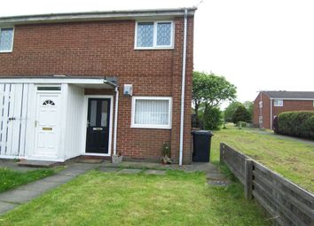 Thumbnail 2 bed flat to rent in Delaval Court, Bedlington