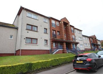 Thumbnail 2 bed flat for sale in Sandaig Road, Glasgow, Lanarkshire