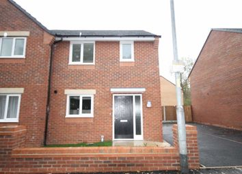 Thumbnail 3 bed semi-detached house to rent in Belle Vue Street, Manchester