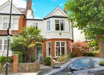 Thumbnail 4 bed terraced house for sale in Midhurst Avenue, Muswell Hill, London