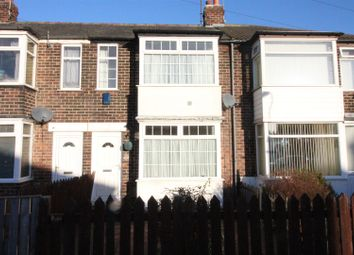 Thumbnail 2 bedroom terraced house for sale in Rockford Avenue, Hull