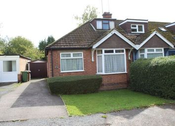 Thumbnail 2 bed semi-detached bungalow for sale in Overstone Road, Sywell, Northampton