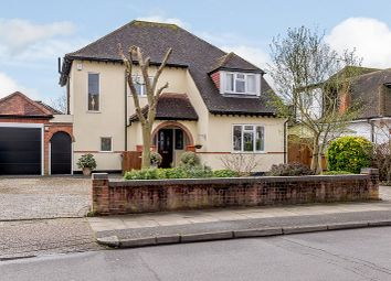 Thumbnail 4 bed detached house for sale in Thetford Road, New Malden