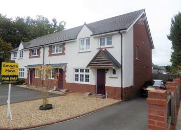 Thumbnail 3 bed end terrace house for sale in Fox Field, Northop, Mold