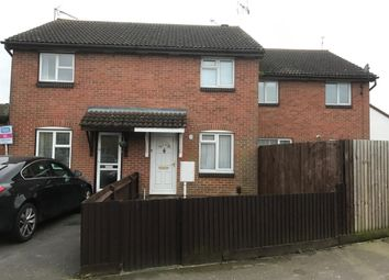 Thumbnail 2 bed end terrace house to rent in The Coppice, Aylesbury