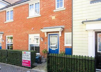 Thumbnail 3 bedroom terraced house for sale in Weetmans Drive, Colchester