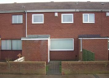 Thumbnail 3 bed terraced house to rent in Skegness Parade, Lukes Lane, Hebburn