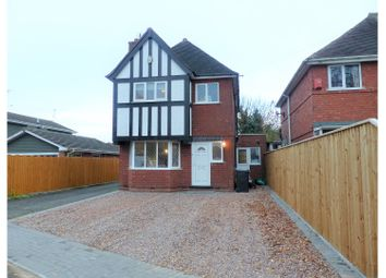 Thumbnail 3 bed detached house for sale in Shenstone Valley Road, Halesowen