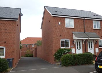 Thumbnail 2 bed detached house to rent in Cranbrook, Exeter