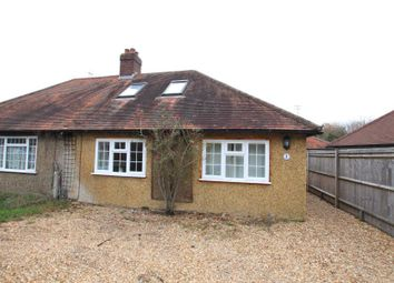 Thumbnail 3 bed semi-detached bungalow to rent in Westfield Grove, Woking