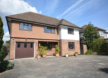 Thumbnail 6 bed detached house for sale in Sylvan Avenue, Emerson Park, Hornchurch