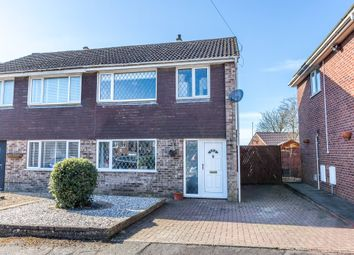 3 bed semi-detached house for sale in Northfield Avenue, Ringstead, Kettering NN14