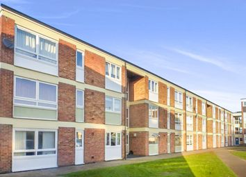 Thumbnail 2 bed flat for sale in St. Giles Avenue, Sleaford