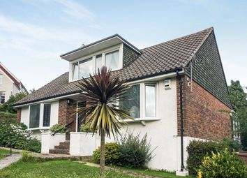 Thumbnail 3 bedroom bungalow for sale in Boscobel Road North, St. Leonards-On-Sea