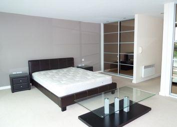 Thumbnail 3 bedroom flat to rent in River Crescent, Waterside Way