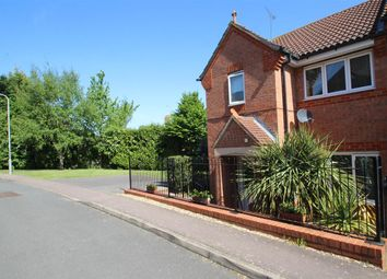 Thumbnail 3 bed end terrace house for sale in Bluebell Close, Buckingham