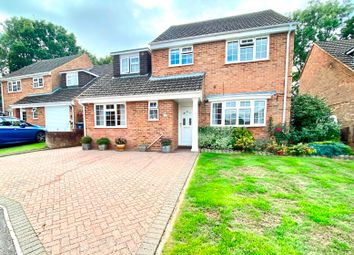 5 bed detached house for sale in Christie Walk, Yateley GU46